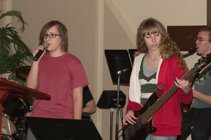 Day 68 - March 9, 2011 - Youth Band