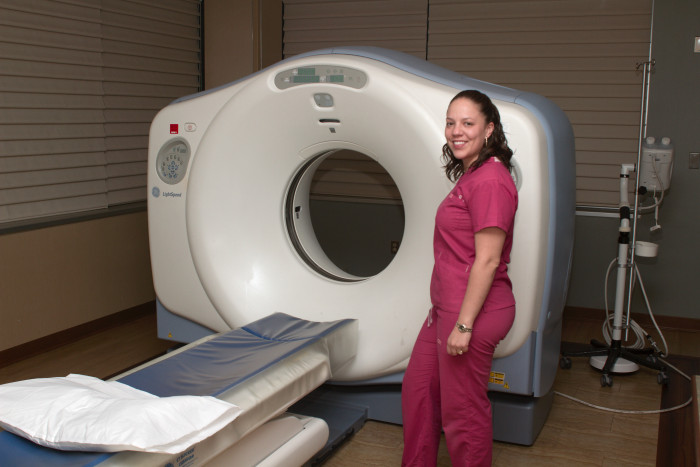 Day 270 - September 27, 2011 - CT Scan