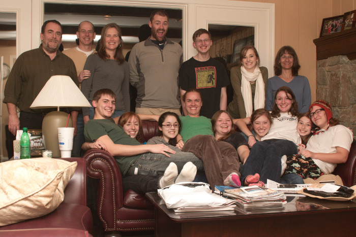 Day 327 - November 23, 2011 - Youth Reunion