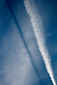 February 13, 2011<br />Contrail Shadow